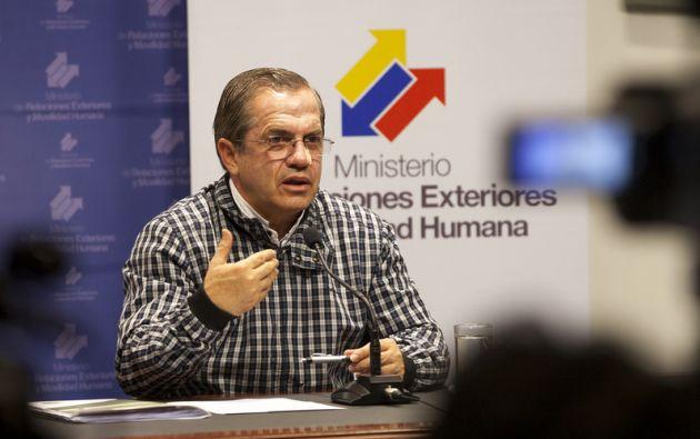 Cancillería de Ecuador lamentó la muerte del joven. Foto: Flickr