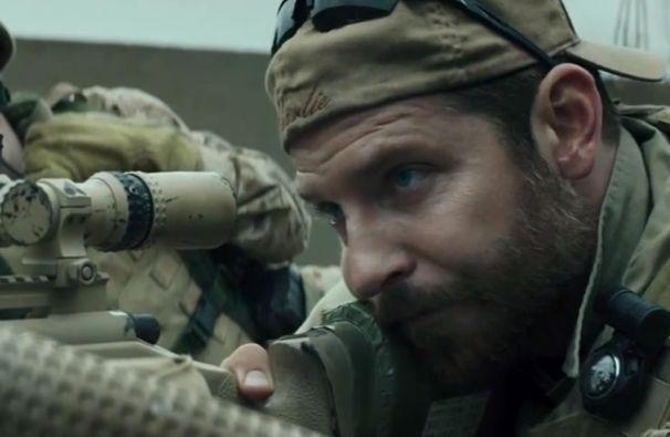 Bradley Cooper ha recibido críticas favorables por su interpretación.