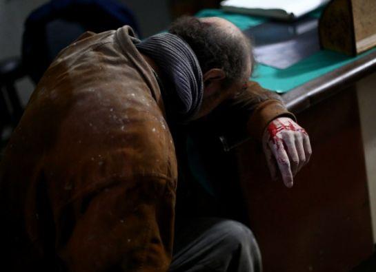 Más de 200 000 personas han muerto en Siria desde que el conflicto inició, y cerca de la mitad de la población del país ha sido desplazada.  Foto: AFP