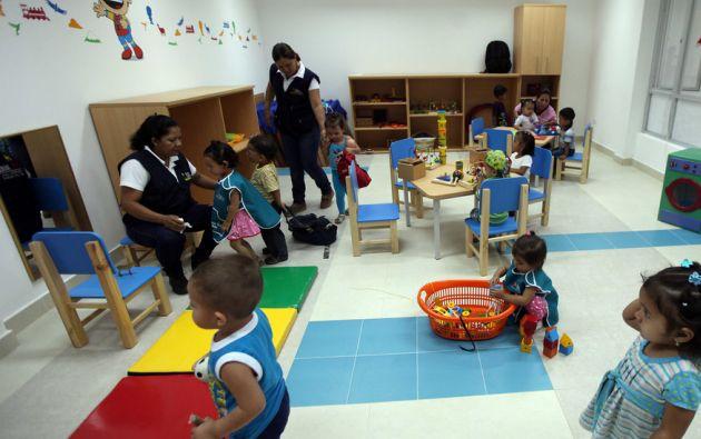 Este centro acogerá a 80 niños. Foto: Flickr / Presidencia de la República