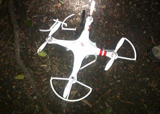 La semana pasada, las alarmas se activaron luego de que un dron se estrelló en los jardines de la Casa Blanca. Foto: REUTERS