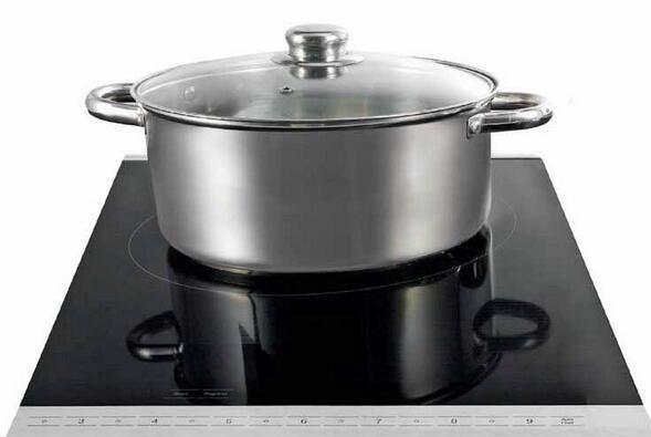 Al ampliar el paso, aumentó la demanda de cocinas de inducción.