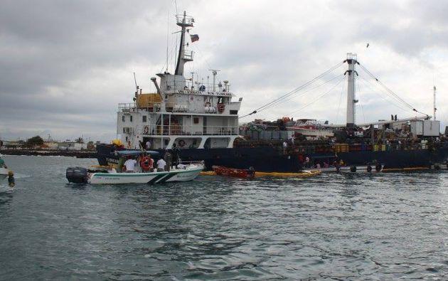 Foto: Gobernación Galápagos