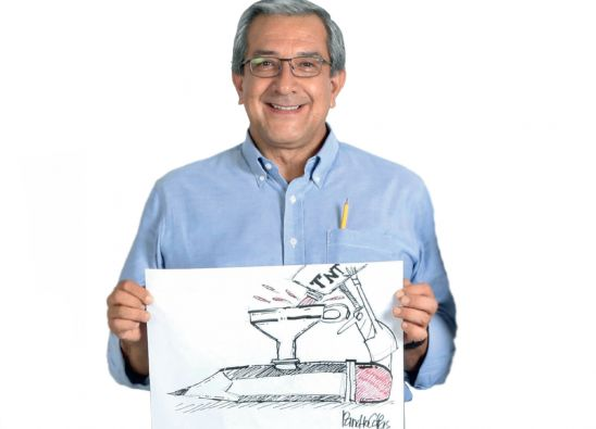 Francisco Cajas, conocido como 'Pancho'.