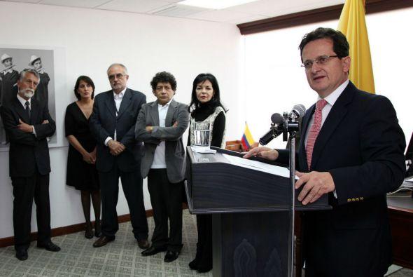 La restitución de estas piezas se da gracias al trabajo conjunto entre Ecuador y Colombia y a nivel regional para combatir el tráfico ilícito de bienes culturales. Foto: Cancillería de Ecuador