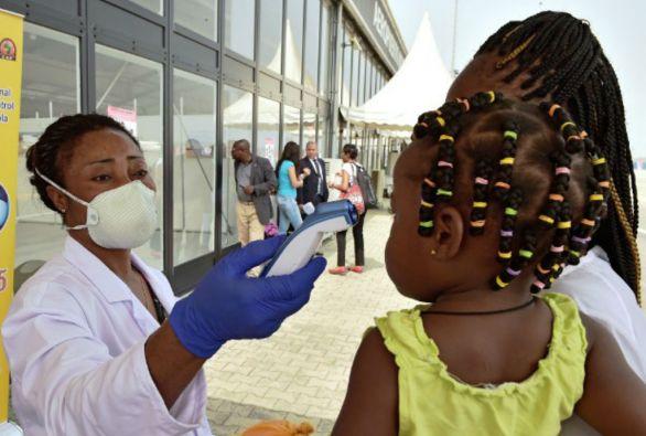 La mayoría de niños huérfanos por el ébola están en Sierra Leona. Foto: AFP
