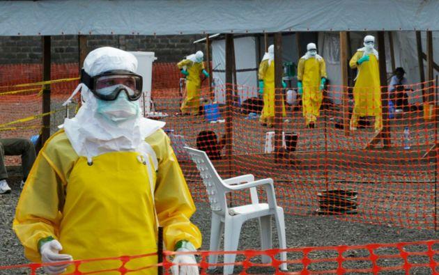 El brote de Ébola deja cerca de 9.000 muertos en África Occidental. Foto:REUTERS