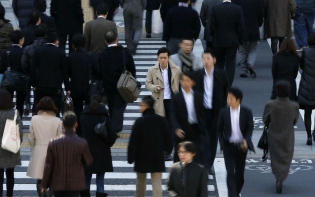 Los jóvenes de zonas rurales se mudan a Tokio en busca de empleo o para iniciar estudios universitarios. Foto: REUTERS