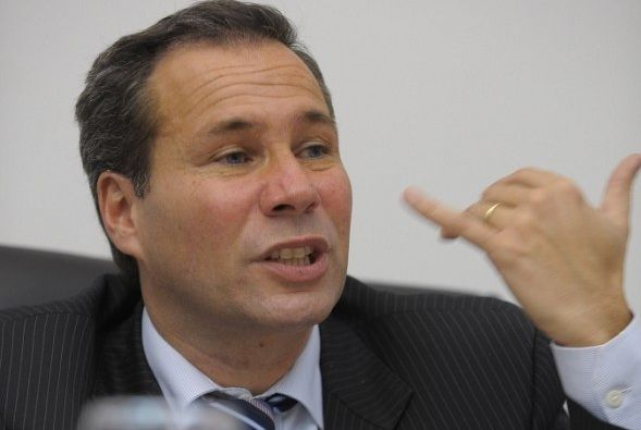 Muerte del fiscal Alberto Nisman esta considerada por ahora como suicidio. Foto: AFP