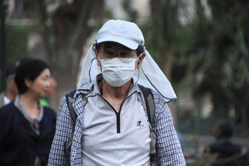 Autoridades decidieron mantener la alerta. Foto: AFP