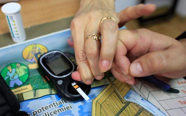 En el mundo hay más de 347 millones de personas con diabetes, según la OMS. Foto: REUTERS
