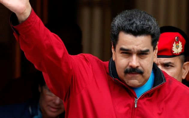 Días atrás, Nicolás Maduro acusó al vicepresidente de EEUU, Joe Biden, de encabezar una conspiración para derrocarlo. Foto: REUTERS