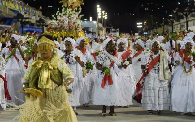 La celebración incluye una maratón cultural. Foto: AFP