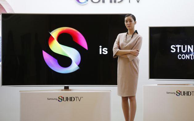 El lunes Samsung sugirió a los usuarios de Smart TV no hablar de temas sensibles frente a sus televisores inteligentes. Foto: REUTERS