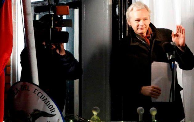 Assange cree que si es entregado a Suecia, ese país podría extraditarlo a EE.UU. Foto: REUTERS