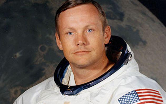Neil Armstrong fotografiado en 1969. Foto: www.biography.com