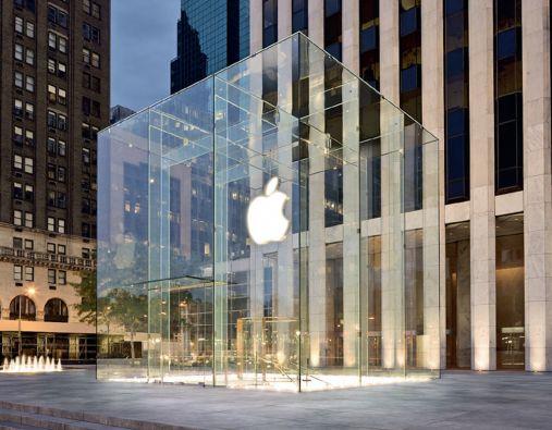 Apple superó los 600.000 millones de dólares en bolsa en agosto del 2012.