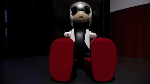 Kirobo salió de la Tierra el 4 de agosto del 2013. Foto: Captura de video.