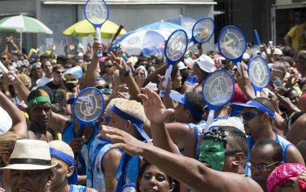 La celebración inició antes de las 9:00. Foto: AFP