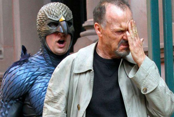 """Michael Keaton es el favorito de la crítica por """"Birdman""""."""