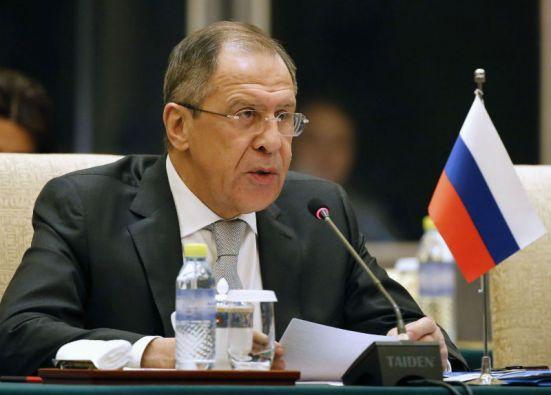 Sergei Lavrov, ministro de Relaciones Exteriores de Rusia. Foto: REUTERS