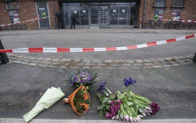 Uno de los tiroteo ocurrió en un centro cultural durante un evento sobre libertad de expresión. Foto: REUTERS