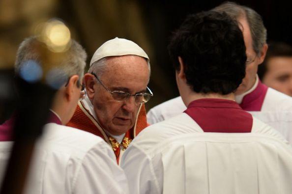 """El pontífice pide que los jóvenes sean """"revolucionarios"""". Foto: AFP"""