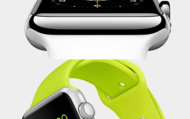 Del pedido inicial, la mitad corresponde a Apple Watch Sport, un tercio a Apple Watch y el resto a Apple Watch Edition.