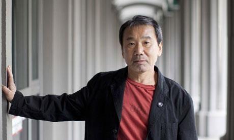 Haruki Murakami. Foto: Facebook