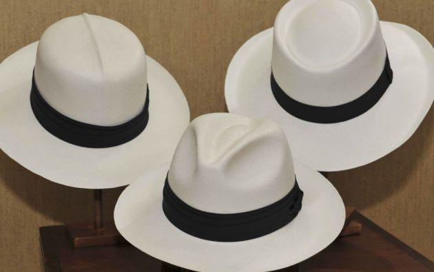 """El sombrero de paja toquilla es uno de los emblemas de Ecuador, aunque en el mundo usualmente es conocido como """"Panaman Hat""""."""