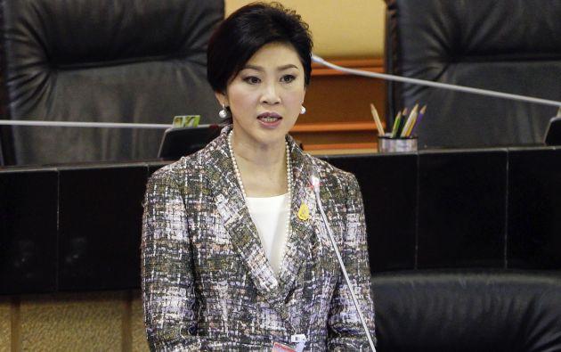 Yingluck Shinawatra. Foto: REUTERS