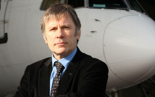 El cantante es además empresario aeronáutico, piloto e inversor en empresas de tecnología.