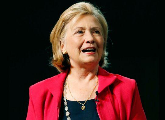 En las últimas semanas se han filtrado los nombres que integrarán la jefatura de la campaña de Hillary Clinton. Foto: REUTERS