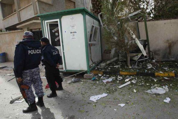 La autoría de la acción de fue asumida en Twitter por la rama libia del Estado Islámico. Foto: REUTERS