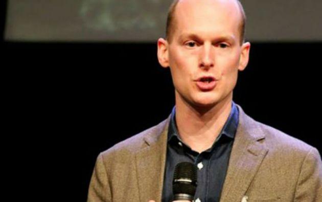 Bas Lansdorp, cofundador del proyecto e inspirador de la aventura Mars One.