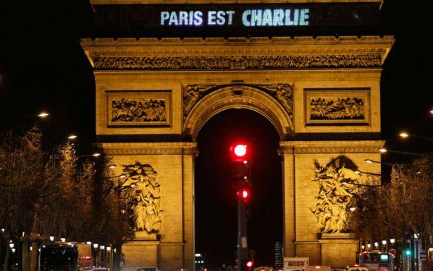 """El sondeo prácticamente elimina el efecto """"Charlie Hebdo"""" de la intención de voto para las próximas elecciones. Foto: REUTERS"""