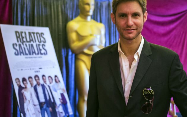 "Damián Szifrón busca dar un tercer Oscar a Argentina con ""Relatos Salvajes"". Foto: REUTERS"