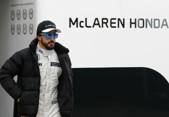 Según su representante, Alonso se encuentra bien, aunque permanecerá en observación entre 24 y 48 horas. Foto: REUTERS