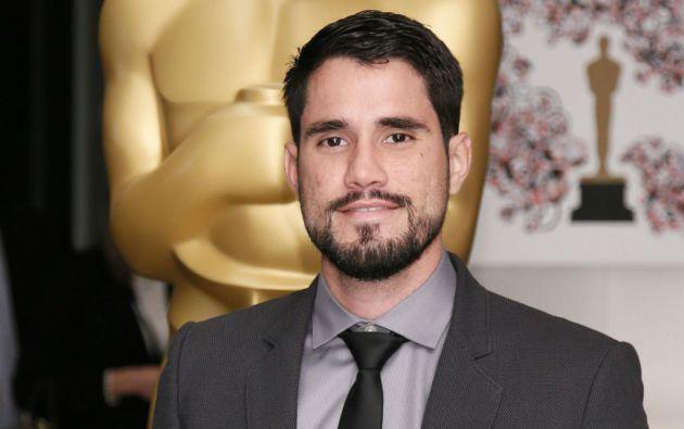 "El nicaragüense Gabriel Serra, realizador del corto-documental ""La Parka"". Foto: REUTERS"