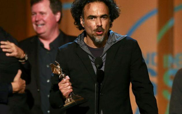 """Alejandro González Iñárritu, nominado como mejor director por """"Birdman"""". Foto: REUTERS"""