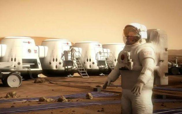 El proyecto pretende enviar en 2018 una primera expedición y a partir de 2025 iniciar una colonia humana permanente y autosuficiente en el planeta rojo.