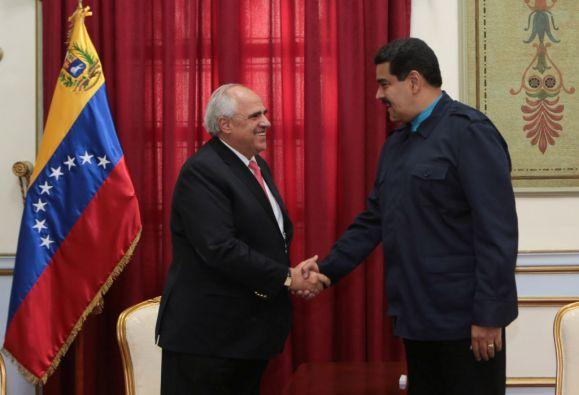 """Según el secretario general de la Unasur, la crisis de Venezuela """"no se la inventó el presidente Maduro"""". Foto: REUTERS"""