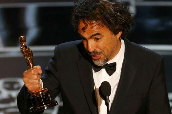"""""""Creo que antes que cineasta soy músico, un músico frustrado"""", dice González Iñárritu. Foto: REUTERS"""