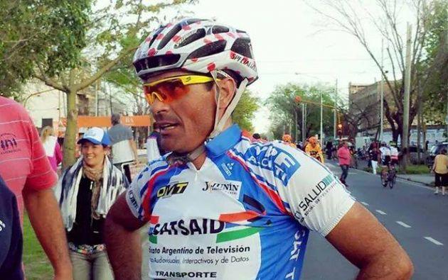 Sebastián Cancio fue campeón panamericano en 2004. Foto: Facebook.