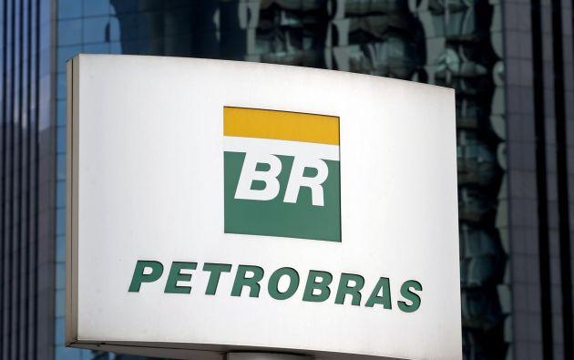 Logo de Petrobras. Foto: Archivo / REUTERS