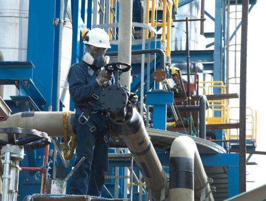 La producción de Petroamazonas en 2014 alcanzó un promedio diario de 361.072 barriles. Foto: Petroamazonas EP