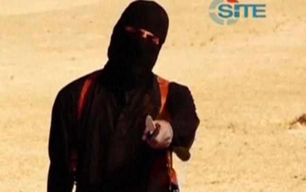 """Tras una investigación, la cadena BBC identificó como Mohammed Emwazi al denominado """"Yihadista John"""". Foto: REUTERS"""