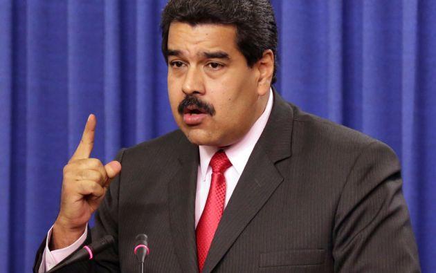 """Nicolás Maduro indicó que en la marcha del sábado hará """"importantes anuncios"""". Foto: REUTERS"""