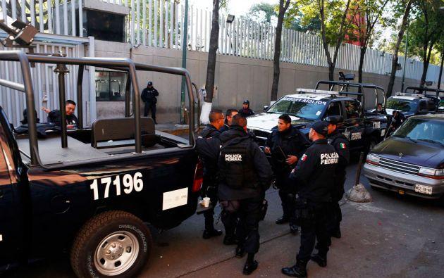 """Las autoridades mexicanas llevaban casi un años rastreando a """"La Tuta"""". Foto: REUTERS"""
