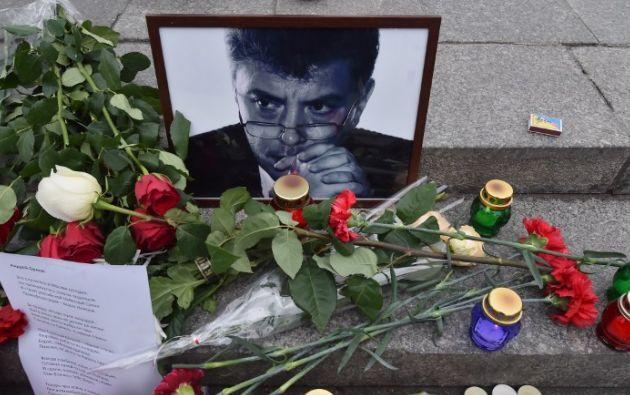 El líder tenía 55 años. Foto: AFP